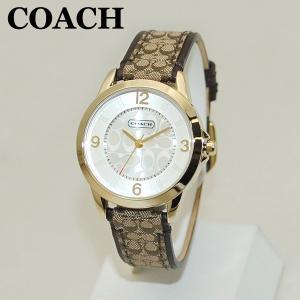 COACH (コーチ) 腕時計 14501613 クラシック シグネチャー ゴールド レディース 時計 ウォッチ timeclub