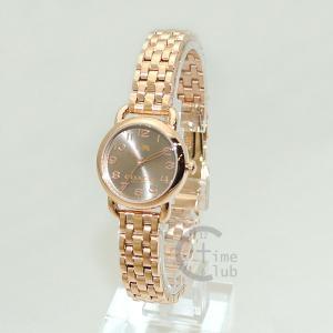 COACH (コーチ) 腕時計 14502281 Delancey デランシー ピンクゴールド レディース 時計 ウォッチ|timeclub