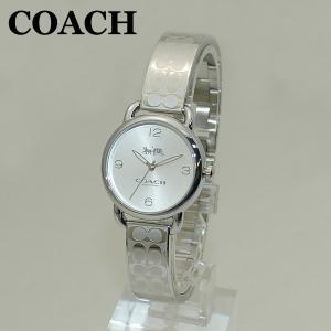 COACH (コーチ) 腕時計 14502891 バングル DELANCEY デランシー シルバー レディース 時計 ウォッチ timeclub