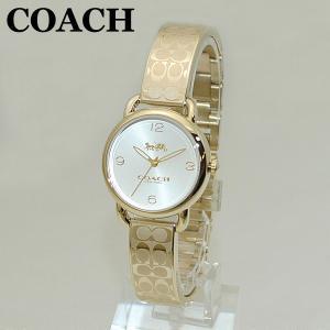 COACH (コーチ) 腕時計 14502892 バングル DELANCEY デランシー ゴールド レディース 時計 ウォッチ timeclub