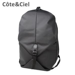cote&ciel コートエシエル Oril Large Obsidian Black 28679 バッグ リュック バックパック メンズ レディース コートアンドシエル timeclub