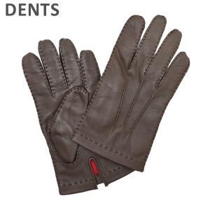 デンツ 手袋 メンズ KINGSTON 5-1513 BROWN ブラウン DENTS 防寒 海外正規品 timeclub
