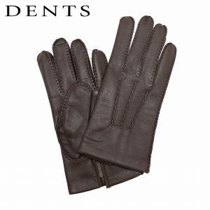 デンツ 手袋 メンズ OXFORD 5-1527 BROWN ブラウン DENTS 防寒 海外正規品 timeclub