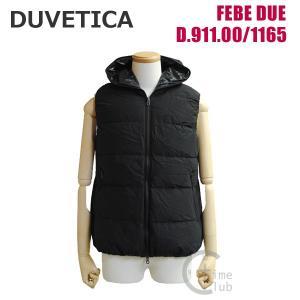 DUVETICA (デュベティカ) 2016-2017 ダウンジャケットFEBE DUE 162-D.911.00/1165 999 ダウン ベスト レディース ※返品・交換不可|timeclub