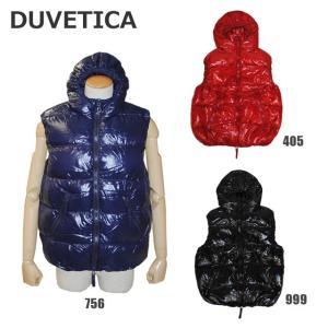 DUVETICA (デュベティカ) ダウンベスト Magnete 32-U.2243.00/1035R 405 Rosso Granato 756 Astro 999 Nero メンズ ダウン  ※返品・交換不可|timeclub
