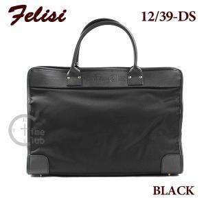Felisi ビジネスバッグ フェリージ バッグ 12/39-DS 0041 ブラック|timeclub