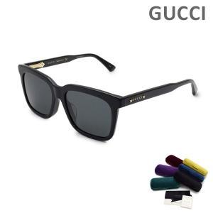 グッチ サングラス GG0267SA-001 アジアンフィット メンズ UVカット GUCCI|timeclub