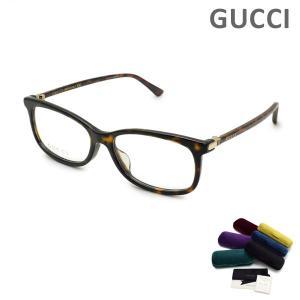 グッチ メガネ 眼鏡 フレーム のみ GG0296OA-002 ハバナ アジアンフィット メンズ GUCCI|timeclub