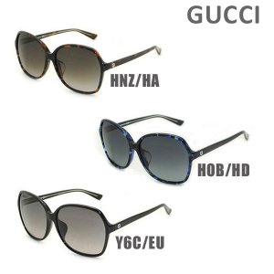 GUCCI (グッチ) サングラス GG3732FS HNZ/HA HOB/HD Y6C/EU レディース アジアンフィット 正規品|timeclub
