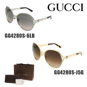 国内正規品 GUCCI グッチ サングラス GG4280S ...