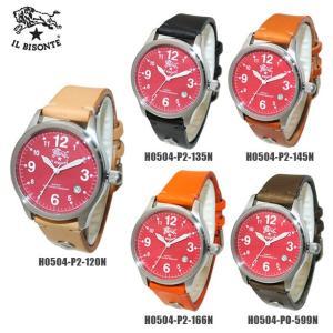 IL BISONTE (イルビゾンテ) 時計 腕時計 H0504-P2 120N 135N 145N 166N H0504-PO-599N メンズ レディース イル ビゾンテ|timeclub