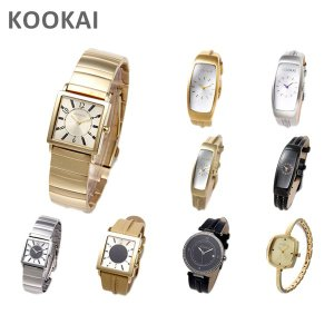選べる17種類! KOOKAi (クーカイ) 腕時計 1610 1612 1616 1617 1618 1620 1676 レディース ウォッチ 時計|timeclub