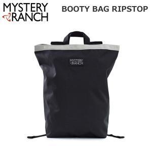 ミステリーランチ リュック S17 EX BOOTY BAG RIPSTOP 01-10-102337 ブラック MYSTERY RANCH バッグ メンズ レディース|timeclub