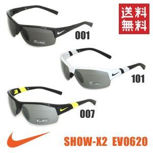 【国内正規品】 NIKE(ナイキ) サングラス SHOW-X2 EV0620 001 101 メンズ レディース ススポーツグラス|timeclub