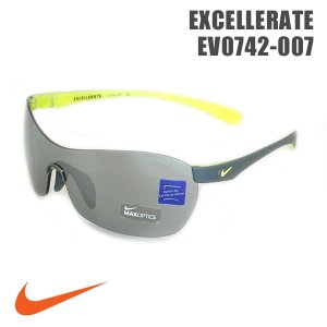 国内正規品 NIKE(ナイキ) サングラス EXCELLERATE EV0742-007 メンズ レディース スポーツ|timeclub
