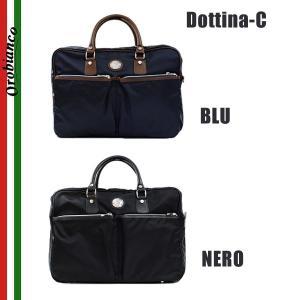 OROBIANCO オロビアンコ Dottina-C BLU NERO ブリーフケース ビジネスバッグ ショルダーバッグ メンズ|timeclub