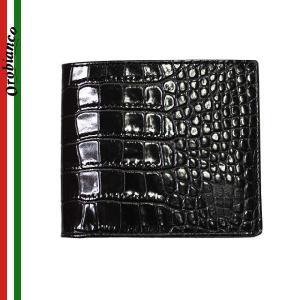 OROBIANCO オロビアンコ FIRIPPO-I 財布 二つ折り財布 メンズ COCCOLINO-LUCIDO-NERO timeclub