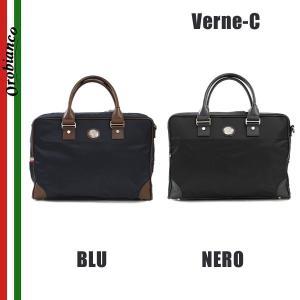 OROBIANCO オロビアンコ Verne-C BLU NERO ブリーフケース ビジネスバッグ ショルダーバッグ メンズ|timeclub