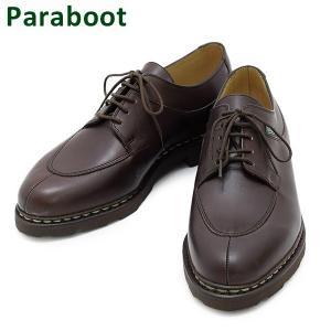 パラブーツ アヴィニョン ダークブラウン 705112 Paraboot MARRON-LIS CA...