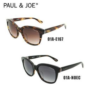 PAUL&JOE (ポールアンドジョー) サングラス SIKA 01A-E167 トートイズ 01A-NOEC ブラック/トートイズ レディース 国内正規品 アジアンフィット timeclub