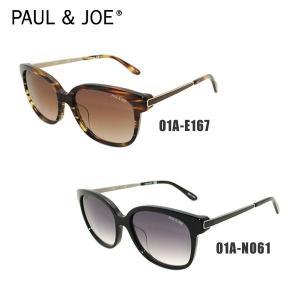 国内正規品 PAUL&JOE (ポールアンドジョー) サングラス TAJ 01A-E167 トートイズ 01A-NO61 ブラック レディース アジアンフィット timeclub