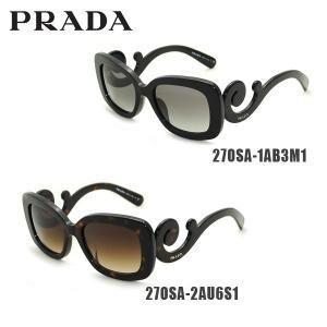 PRADA (プラダ) サングラス 0PR 27OSA-1A...