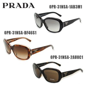 PRADA (プラダ) サングラス 0PR 31NSA 1A...