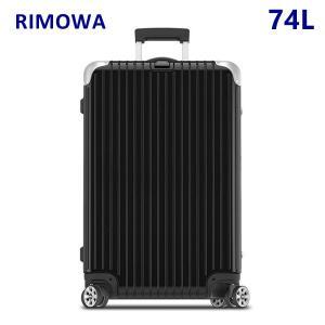 RIMOWA リモワ LIMBO 70 E-Tag リンボ 73L 882.70.50.5 ブラック TSAロック 電子タグ スーツケース キャリーバッグ|timeclub