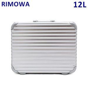 RIMOWA リモワ ATTACHE NOTEBOOK L アタッシュ ノートブック 12L 900.09.00.0 シルバー アタッシュケース ビジネスバッグ|timeclub