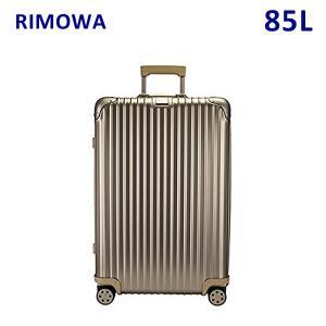 RIMOWA リモワ TOPAS TITANIUM MULTIWHEEL トパーズ チタニウム マルチホイール 85L 923.73.03.4 TSAロック スーツケース キャリーバッグ|timeclub