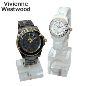 Vivienne Westwood (ヴィヴィアンウエストウッド) 腕時計 ペアウォッチ VV048GDBK VV088RSWH 時計 メンズ レディース timeclub