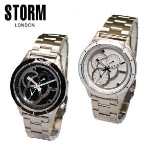STORM LONDON(ストームロンドン) 時計 腕時計 BLAKE 47141 メンズ 国内正規品 47141BK ブラック 47141W ホワイト|timeclub