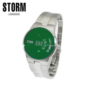 STORM LONDON(ストームロンドン) 時計 腕時計 TRION 47210G グリーン メンズ 国内正規品|timeclub