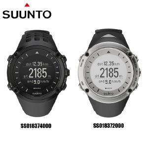 国内正規品 SUUNTO(スント) 時計 腕時計 OUTDOOR SPORTS(アウトドアスポーツ) Ambit Black (アンビット・ブラック) SS018374000 S|timeclub