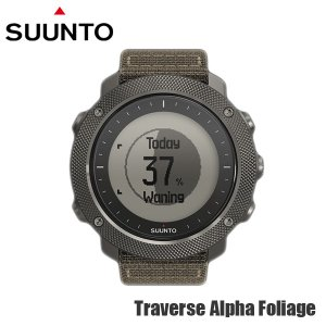 SUUNTO スント 腕時計 時計 SUUNTO TRAVERSE ALPHA スント トラバース アルファ FOLIAGE|timeclub