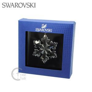 SWAROVSKI スワロフスキー 5180211 リトルスノーフレーク 結晶 オーナメント クリスマスツリー 飾り 装飾品 2016|timeclub
