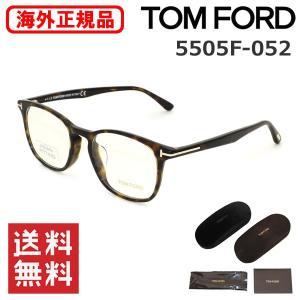 トムフォード メガネ 眼鏡 フレーム FT5505F-052 TOM FORD メンズ 正規品 アジ...