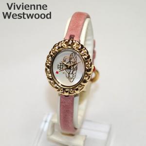 Vivienne Westwood (ヴィヴィアンウエストウッド) 腕時計 VV005CMPK Rococo ピンク 時計 レディース ヴィヴィアン タイムマシン|timeclub