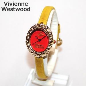 Vivienne Westwood (ヴィヴィアンウエストウッド) 腕時計 VV005RDYL ROCOCO 時計 レディース ヴィヴィアン タイムマシン|timeclub