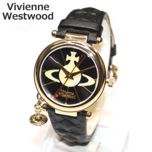 Vivienne Westwood (ヴィヴィアンウエストウッド) 腕時計 VV006BKGD ORB 時計 レディース ヴィヴィアン タイムマシン|timeclub