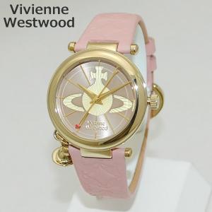 Vivienne Westwood (ヴィヴィアンウエストウッド) 腕時計 VV006PKPK ORB 時計 レディース ヴィヴィアン タイムマシン|timeclub