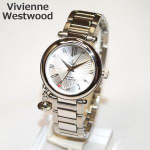 Vivienne Westwood (ヴィヴィアンウエストウッド) 腕時計 VV006SL ORB シルバー 時計 レディース ヴィヴィアン タイムマシン|timeclub
