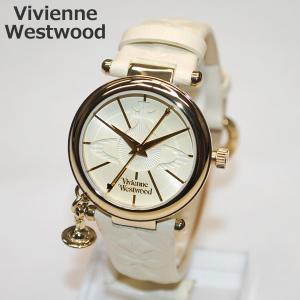 Vivienne Westwood (ヴィヴィアンウエストウッド) 腕時計 VV006WHWH ORB 時計 レディース ヴィヴィアン タイムマシン|timeclub