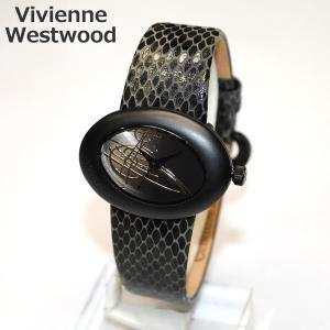 Vivienne Westwood (ヴィヴィアンウエストウッド) 腕時計 VV014CHBK ELLIPSE エリプス 時計 レディース ヴィヴィアン タイムマシン|timeclub