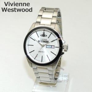 Vivienne Westwood (ヴィヴィアンウエストウッド) 腕時計 VV063SL(BK) CAMDEN LOCK シルバー 時計 メンズ ヴィヴィアン タイムマシン|timeclub