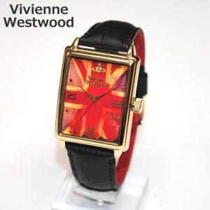 Vivienne Westwood (ヴィヴィアンウエストウッド) 腕時計 VV066GDBK The Imperialist ユニオンジャック/ブラック/ゴールド 時計 メンズ ヴィヴィア|timeclub