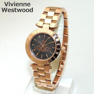 Vivienne Westwood (ヴィヴィアンウエストウッド) 腕時計 VV092RS ローズゴールド 時計 レディース ヴィヴィアン タイムマシン ブレス|timeclub