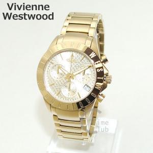Vivienne Westwood (ヴィヴィアンウエストウッド) 腕時計 VV099GD ゴールド 時計 メンズ レディース ヴィヴィアン|timeclub