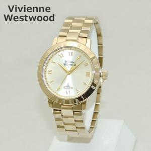 Vivienne Westwood (ヴィヴィアンウエストウッド) 腕時計 VV152GDGD ゴールド 時計 レディース|timeclub