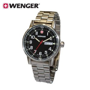超特価!【国内正規品・3年保証】WENGER(ウェンガー) 時計 腕時計 COMMANDO 70163XL メンズ・レディース|timeclub